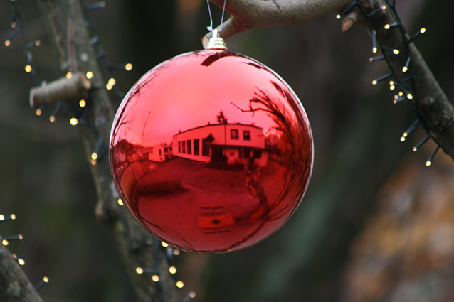 Weihnachten bei den Steins